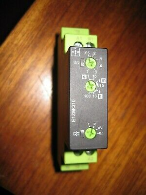 Tele Multi Function Timer Relay RS Stock No. 160-262