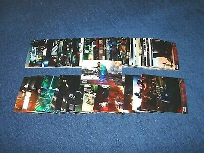 2016 Topps Chrome Star Wars The Force Awakens 73 Different Refractors (18-3)