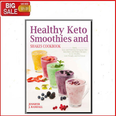 Healthy Keto Smoothies and Shakes Cookbook - Eb00k/PDF -  FAST Delivery