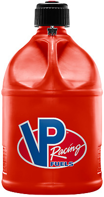 VP Racing 20 Litre Round Quick Fuel Container / Jug / Churn - Red