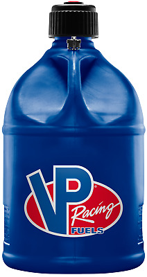 VP Racing 20 Litre Round Quick Fuel Container / Jug / Churn - Blue