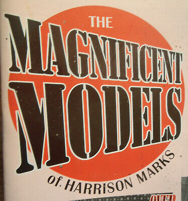 """Magnificent Models of Harrison Marks No 1."" 1950's / 1960's studies."