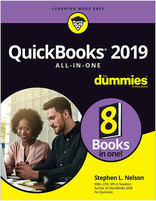 QuickBooks 2019 All-in-One For Dummies - PDF Download