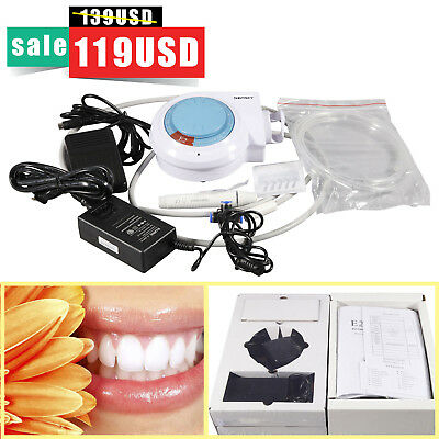 Portable Dental Ultrasonic Piezon Scaler Handpiece Tips compatible with EMS UDS