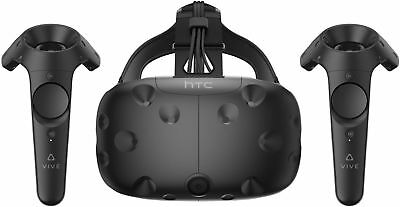 New/ HTC Vive VR Virtual Reality Headset System