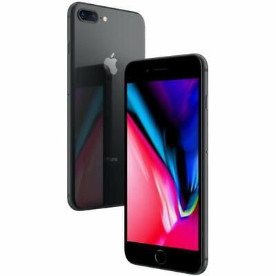 Apple iPhone 8 Plus 64GB Space Gray Factory GSM Unlocked AT&T/TMobile Smartphone