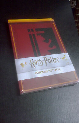 Gryffindor House Notebook Wizarding World Crate Harry Potter - Lootcrate