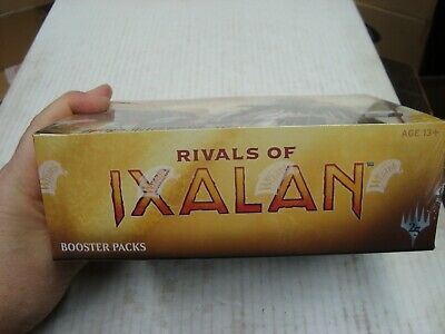 Rivals of ixalan booster box New Unopened 36 boosters English MTG Sealed