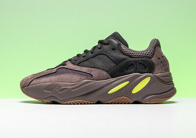 6e4e90c70 Real NIB Kanye West Yeezy Boost 700 Adidas EE9614 Mauve Wave Runner Mens US  10