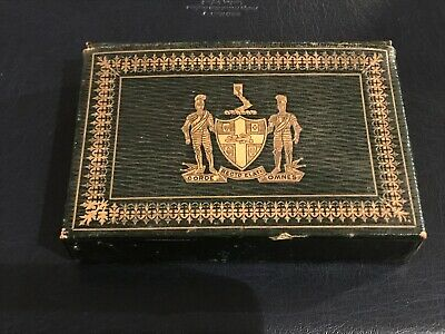 Old Playing Cards, Britannia Rules The Waves - H.m.s Dreadnought & Worshipful