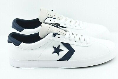 ca87c9282b6ad9 Converse Cons Break Point Pro Ox Mens Size 11 Shoes Canvas White 157908C