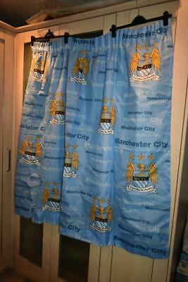 Zap - Manchester City Ready To Hang Curtains