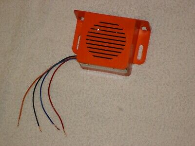 """avsm14Clh"" 12/24 Volt.. Left Turn Speaker / Warning Alarm..(Side Minder)"