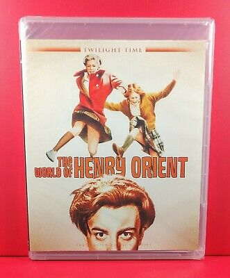 The World Of Henry Orient (1964) Twilight Time Blu Ray, Peter Sellers BRAND NEW