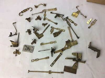 Joblot Of Carriage? Clock Parts