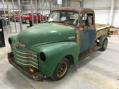1954 Chevrolet Other Pickups SWB 1954 Chevrolet 3100 SWB - Complete w/ 1949-53 Front Clip & 1955-59 Bed