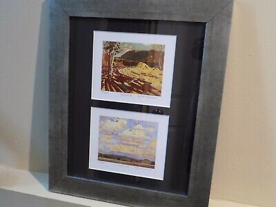 Group of Seven Tom Thomson Limited Edition Framed Print The Drive Summer Clouds