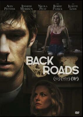BACK ROADS (2018): Drama, Thriller, Shocking family secrets  - NEW Rg1 DVD