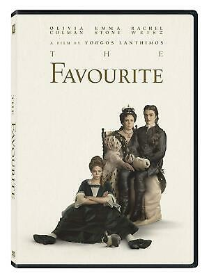 THE FAVOURITE (2018) 18th Century England Queen Anne, Comedy, Drama - NEW R1 DVD