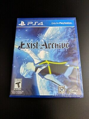 Exist Archive The Other Side Of The Sky Playstation 4 PS4 NEW SEALED!