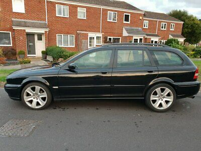 06 Jaguar X Type 2.2D Sport Estate- Fully Loaded-10 Months Mot!