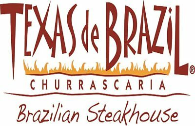 $100 Texas de Brazil Gift Card (2x $50 Cards), Save $10+!!