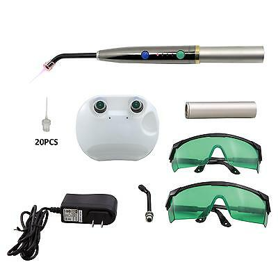 Dental Heal Laser Diode Rechargeable Hand-held Pain Relief Device FDA USA-P