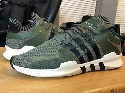 sale retailer 8feb8 c9dc4 Adidas Mens EQT Support ADV PK Trainers Green (BY9394) Size 11 New without  Box