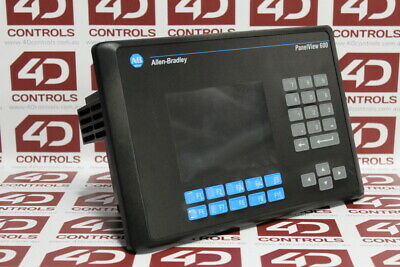Allen-Bradley 2711-K6C8 PanelView 600 Color Keypad - Used - Series B