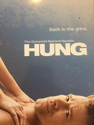 HUNG - Season 2 2 x DVD Set BRAND NEW! Complete Second Series Two *REGION 1*