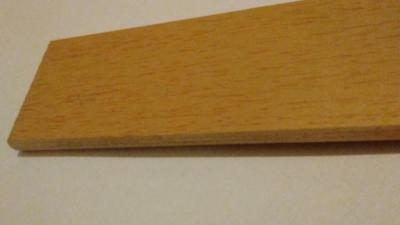 Double Bed Slats Sprung Wooden Bed Slat W52mm D8mm L684mm
