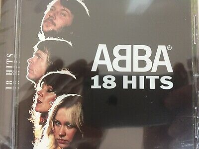 ABBA - 18 Hits - Greatest Hits / Best Of CD 2005 Polar BRAND NEW!