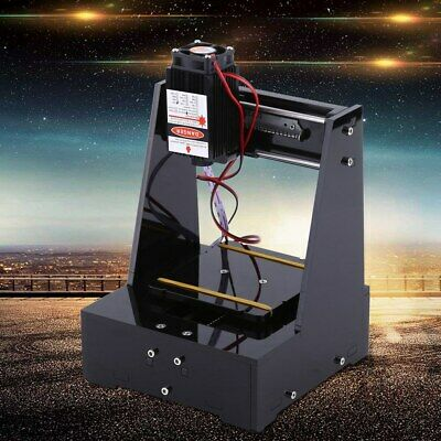 100-240V 2000MW USB Laser Engraver Marker Cutting Machine Engraving Kit