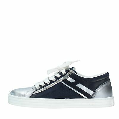NV264 Scarpe Sneakers HOGAN REBEL donna Multicolore d24009c14e7