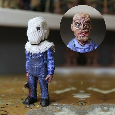 Jason Voorhees -  Friday the 13th Part 2 - Horror - Plastic Art Toy