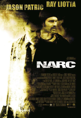 Narc (DVD 2003) Tom Cruise
