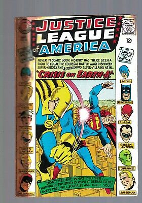 DC Comics Justice League of America no 38 Sept 1965 12c USA