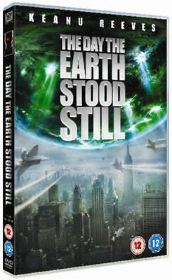 The Day the Earth Stood Still (DVD 2009) John Cleese