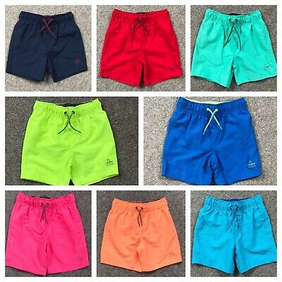 43aac04f78a96 Primark Boys California Surf Swimming Swim Shorts Trunks Age 2-15 Years  Beach