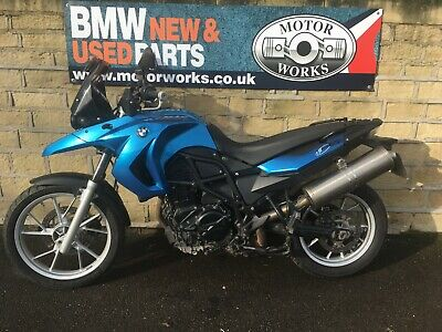 BMW F650GS 2008 ABS. 32k miles. Good condition. FSH.