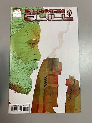 Old Man Quill (Marvel) 1B 2019 Sorrentino 1:25 Variant VF/NM
