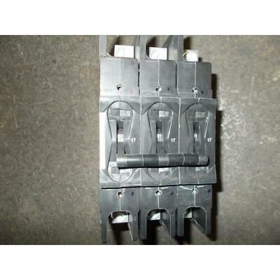 Airpax 219-3-22184-06 3 Pole Hydraulic Magnetic Circuit Breaker Protector