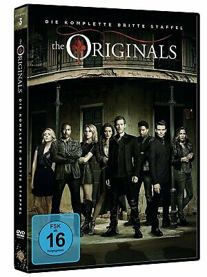 The Originals - Komplette Staffel 3 - Dvd-Box - 5 Discs - Neu&ovp