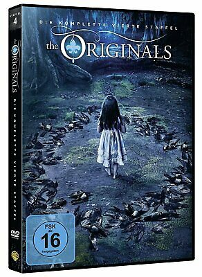 The Originals - Komplette Staffel 4 - Dvd-Box - 3 Discs - Neu&ovp
