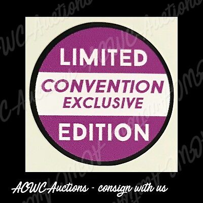 Pop Vinyl Replacement Sticker - 2017 Convention (Purple Circle) - Jiren DBZ