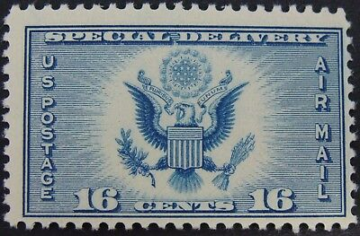 Stamp US 16c Great Seal, (Airmail Special Delivery) Cat. #CE1 Mint NH/OG