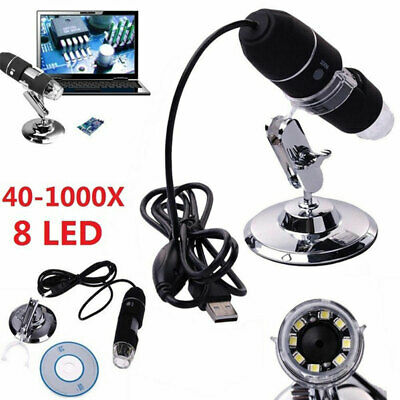 30% Off 1000X Zoom 1080P Microscope Camera - You Can Use It On Electronic