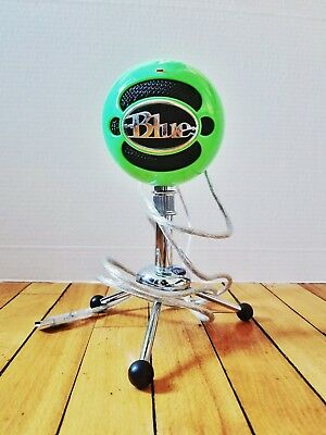 Blue Microphones Snowball Ice Condenser Microphone - Green
