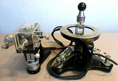 Micro manipulateur pneumatique FONBRUNE N°625 Instrument scientifique Microscope
