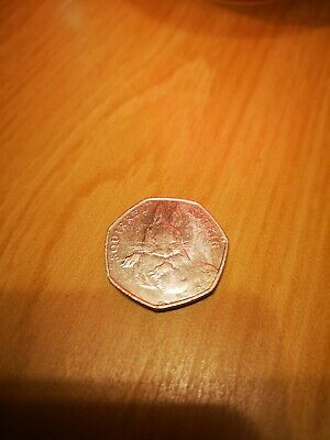 50p Coin 2016 Squirrel Nutkin